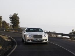 Bentley : une subvention de 3,5 millions d'euros de l'Etat anglais