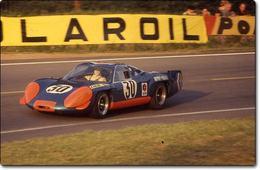 Alpine au Mans (1963-69) : symphonie inachevée