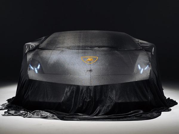 Une Lamborghini Gallardo Spyder LP550-2 dans les tuyaux ?