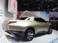 En direct du Salon de Genève 2013 - Mitsubishi Concept GR-HEV : hybride diesel