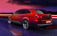 Shangai-VW Neeza Concept