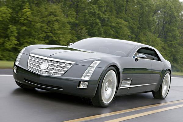 Future Cadillac XTS : elle ressemblera au concept-car Sixteen