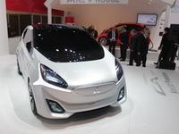 En direct du Salon de Genève 2013 - Mitsubishi Concept CA-MIEV : prometteur