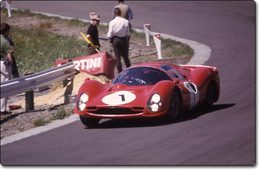 Ferrari P3 et P4 : Reines de beauté