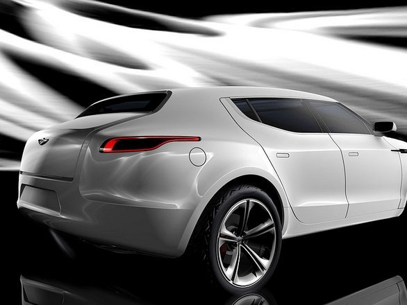 Il y aura bien un SUV chez Lagonda!