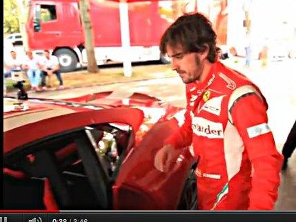 Ferrari 599 Fernando Alonso Edition : et si c'était à cause d'elle?