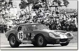 Shelby Cobra 1962/66 : tonnerre mécanique