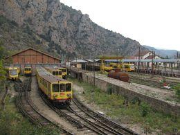 Reportage à Villefranche-de-Conflent : le Petit Train Jaune en mode automnal