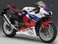 La nouvelle Honda CBR600RR-R dévoilée en octobre?