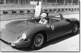 FERRARI 250 P 1963