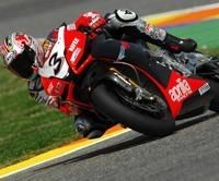 Superbike - Valence Q.1: Aprilia, déjà !