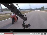 Hypermotard et 1198, les coulisses des tournages [vidéos]