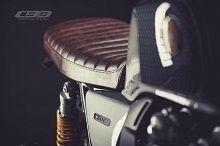 """Concept - Honda: une CB1100 scrambler, dieu que c'est """"Boe"""" !"""