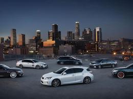 SEMA 2010 : programme haut en couleurs pour Lexus