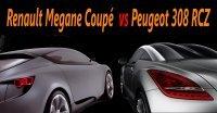 La guerre est ouverte : êtes vous Peugeot 308 RCZ ou Renault Mégane Coupé ?