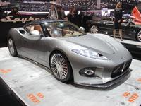 En direct du Salon de Genève 2013 - Spyker B6 Venator : l'originalité a du bon