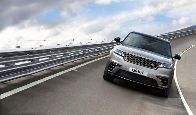 Range Rover : le nouveau quatre cylindres sur le Velar