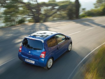 La Renault Twingo adopte l'ESP