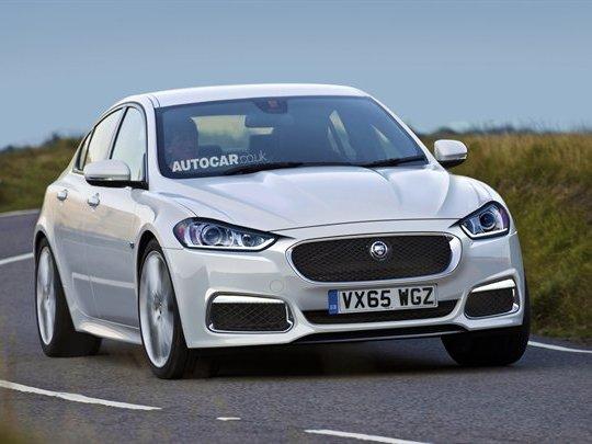 Jaguar travaille sur une petite traction !