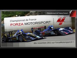 Championnats de France Forza 4 : c'est parti !