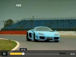 5th Gear : à l'assaut du record de la piste de Silverstone en Noble M600