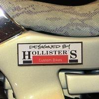 Hollister's Bikes fait entrer la moto au salon Top Marques de Monaco