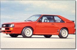 L'Audi Quattro