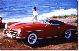 Mercedes 190 SL (1955-63) : un air de famille