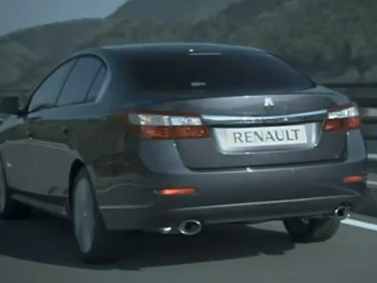 |Vidéo] La Renault Latitude fait sa promo