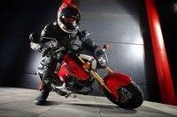 Actualité moto - Honda : Micro moto ? non MSX 125 !