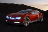 Salon de Detroit 2008 : Dodge Zeo tout électrique