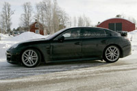 Porsche Panamera: les motorisations