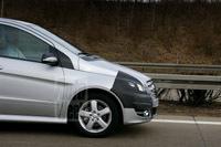Mercedes Classe B phase 2: relookage au parfum de gaz naturel