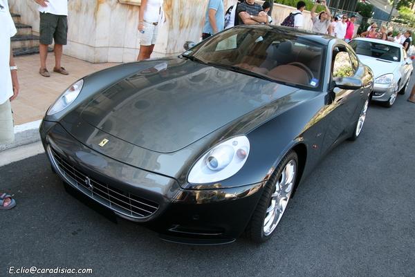 Photos du jour : Ferrari 612 Scaglietti Sessenta