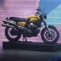 Nouveauté 2011 - Moto Guzzi: Un scrambler V7 et un gros roadster en approche