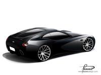 Bugatti Type 12-2 Streamliner Concept
