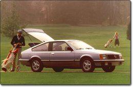 Opel Monza 3.0E (1978-86) : Inusable...
