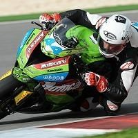 Supersport - Test 2011: David Salom le nouveau patient de l'infirmerie Kawasaki