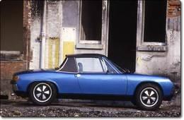 Porsche 914 : le mauvais numéro