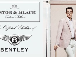 Bentley et Astor & Black : maintenant, un costume pour aller avec la voiture