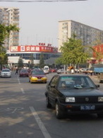 Chine : l'auto-boom trace sa route, la pollution aussi...