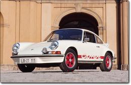 Porsche Carrera 1973 : Le chaînon marquant !