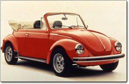 """Volkswagen """"Coccinelle"""" : Drôle de dame"""
