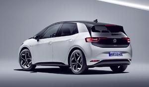 """Ne pas faire de véhicules électriques """"sur mesure"""" est une erreur selon Volkswagen"""