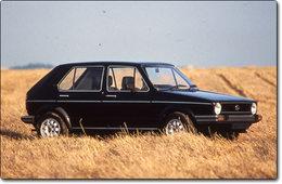 1974 : Volkswagen lance la Golf