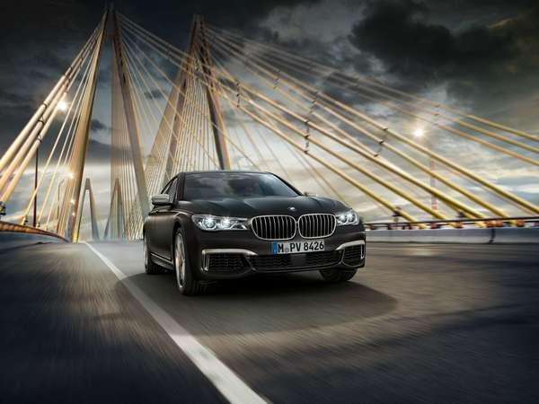 BMW Série 7 : une édition 100ème anniversaire à venir