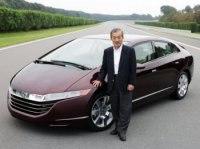 Salon de Détroit : Honda mise sur la pile à combustible, l'hybride et le diesel propre
