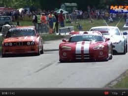 997 RSR, Mercedes V8 Judd, Viper GTS-R, M3 E30 DTM : il y en aura pour tout le monde
