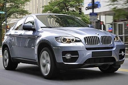 Quasi officiel : voici les BMW Serie 7 et X6 ActiveHybrid
