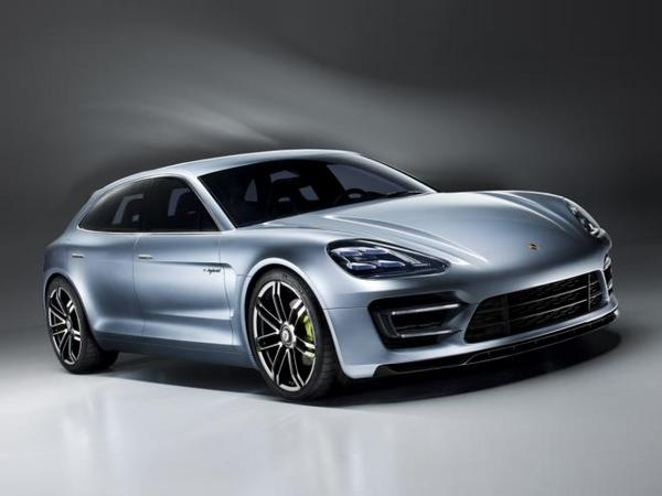 Future Porsche Pajun: pas avant 2019